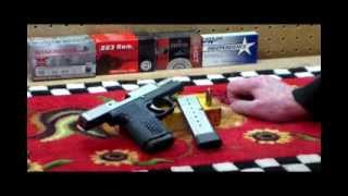 my kahr cw9 break in saga part 2 the end