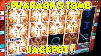Pharaoh's Tomb JACKPOT auf 2€ - Freispiele Novoline Online Casino HD