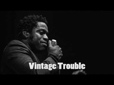 Vintage Trouble talks to 60minuten.net,  an interview with Ty Taylor