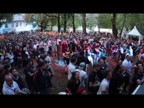 Deez Nuts live @ Punk Rock Holiday 1.6