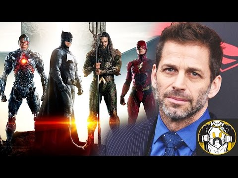 Zack Snyder Steps Down from Justice League, Joss Whedon to Finish Production