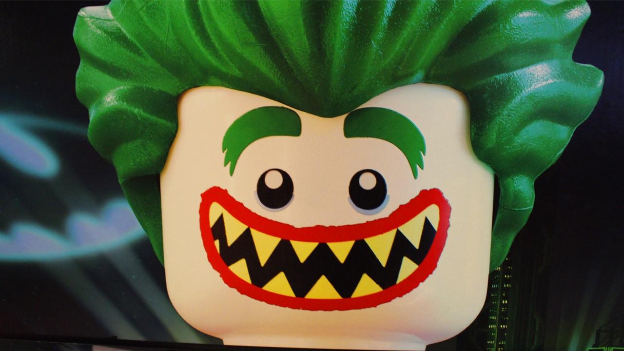 LEGO BATMAN MOVIE - The Joker - New Kids TV