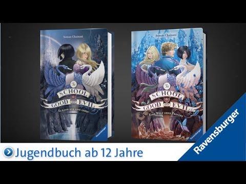 Ravensburger The School For Good And Evil Eine Welt Ohne Prinzen