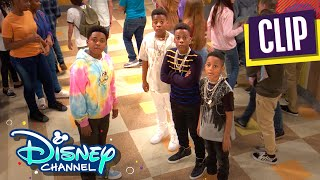Booker39s Diss Track  Raven39s Home  Disney Channel