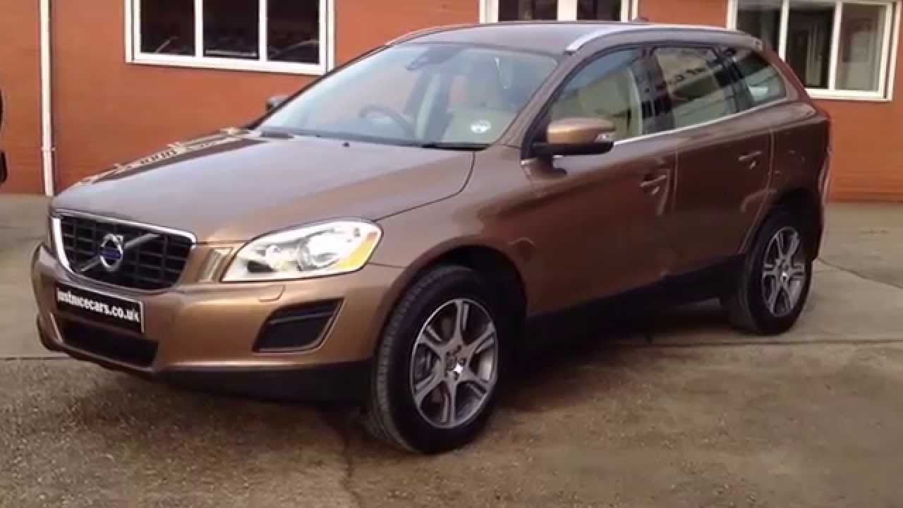 2011 60 volvo xc60 2 0 d3 163 drive se lux 5dr sorry now sold youtube. Black Bedroom Furniture Sets. Home Design Ideas