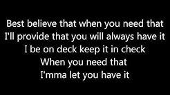 David Guetta ft.  Nicki Minaj ~ Hey Mama Lyrics