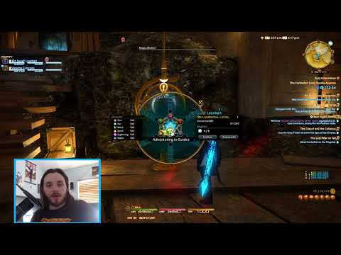 Twitch Stream - [Final Fantasy XIV] Nick and Friends Explore The Forbidden Lands! :o
