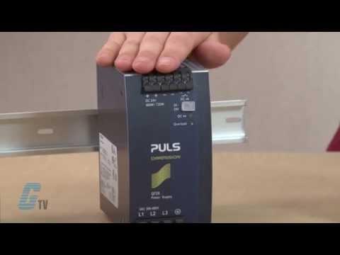 PULS Dimension Series Power Supplies & Accessories