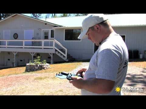 How Grid-Tie Solar Systems Work   Sacramento, CA Solar Panel Installation