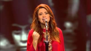 جوليا بطرس - مدلي أغاني وطنية / لايف بلاتيا 2014 | Julia Boutros - Medly Platea