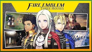 Let's Talk | Fire Emblem: Three House - Analysis & Breakdown