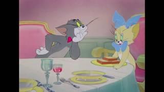 Скачать Том и Джерри 18 серия 1 часть 1945 Романтический ужин