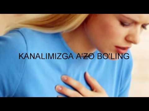 Bronxial Astma Bezovta Qilmasin * Бронхиал астма безовта қилмасин