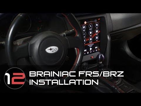 Brainiac FRS/BRZ Installation
