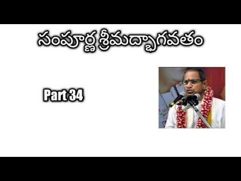 Download 34.Sampoorna Srimad Bhagavatam part 34 by Sri Chaganti Koteswara Rao Garu