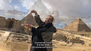 Egypt with Commercial Travel