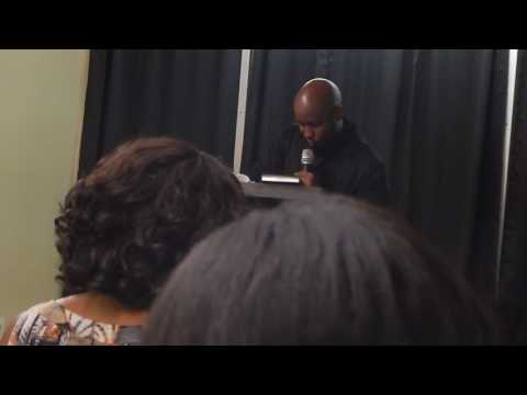 Dr. Prophet Eugene Blount bringing the Word night 2 at The Glory Encounter