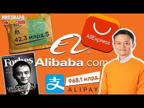 История успеха Alibaba Group [Алибаба Групп] и Jack Ma [Джек Ма]