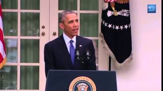 President Obama Reacts to Historic Supreme Court Decision on Gay Marriage