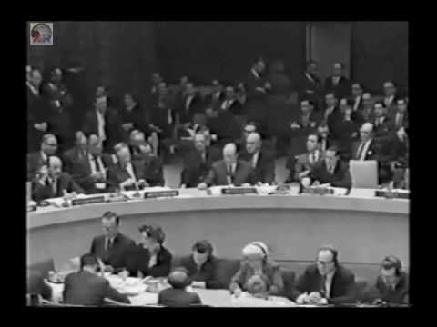 United Nations Security Council - Adlai Stevenson