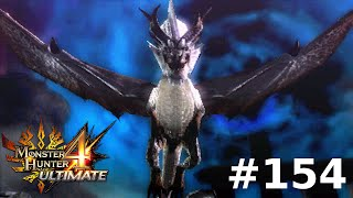 Monster Hunter 4 Ultimate Multiplayer -- Part 154: Lay of the Land: White Fatalis (Episodic Quest 6)
