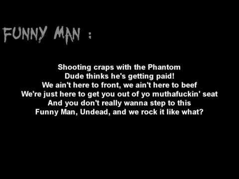 Hollywood Undead - No Other Place [Lyrics]