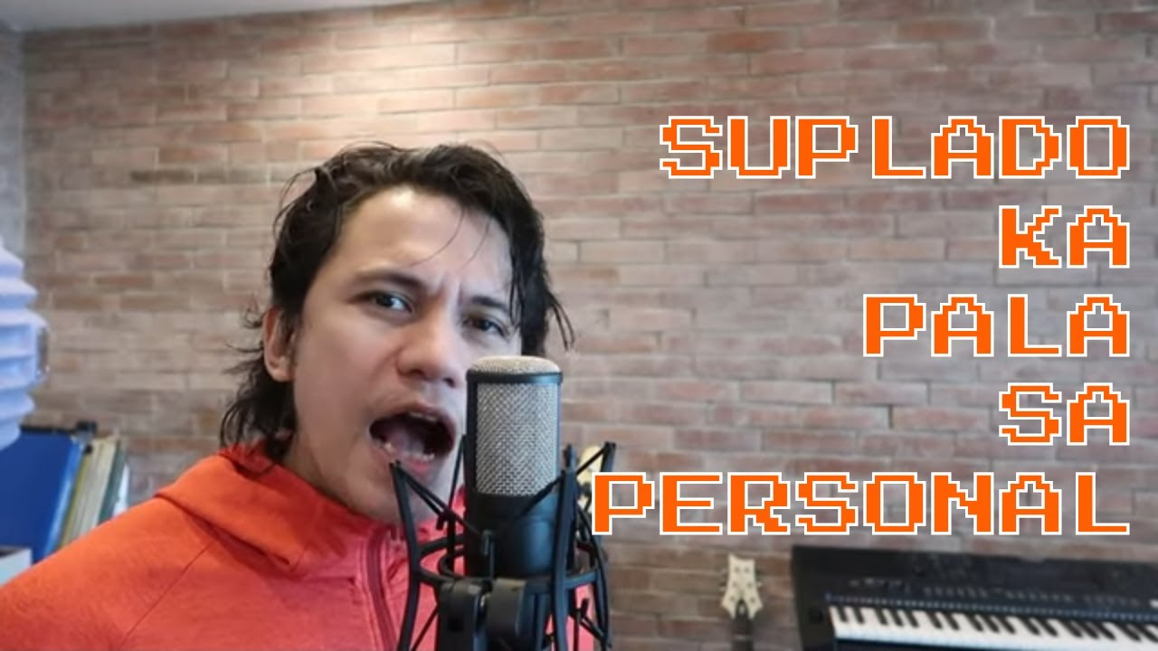Sponge Cola - Suplado ka Pala sa Personal (The Itchyworms)