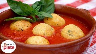 ITALIAN CHEESE BALLS RECIPE | Fried Cheese Balls | Cacio e Ove - Italian Food Recipes