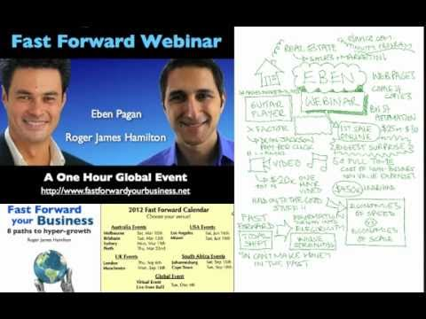 Fast Forward Webinar with Roger Hamilton and Eben Pagan
