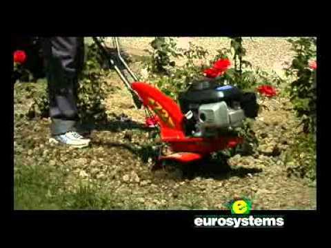 Motozappa eurosystems z2 a scoppio youtube for Youtube motozappa