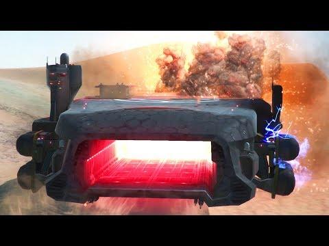 4 HIGH TECH AIRCRAFT CARRIERS IN BIGGEST BATTLE EVER | Homeworld: Deserts of Kharak Gameplay