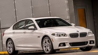 BMW ActiveHybrid 5 2014 Videos