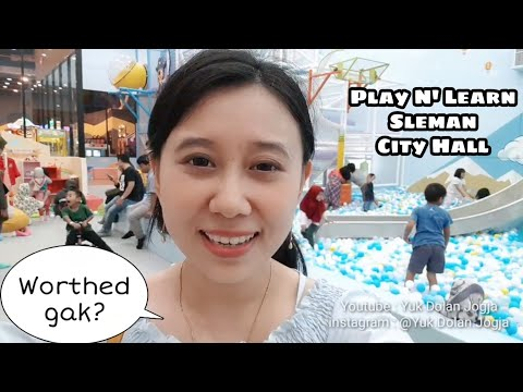 wisata-keluarga-terbaru-yogyakarta-#yukdolanjogja-timezone-play-n'-learn-sleman-city-hall-yogyakarta