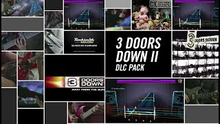 3 Doors Down II - Rocksmith 2014 Edition Remastered DLC