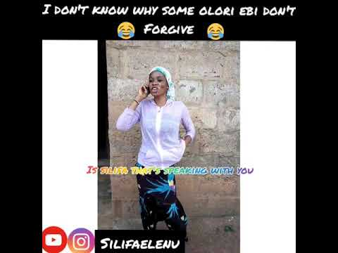 Download I DON'T KNOW WHY SOME OLORI EBI DON'T FORGIVE