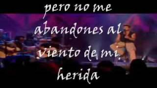 perdido sin ti (Ricky Martin) Letra