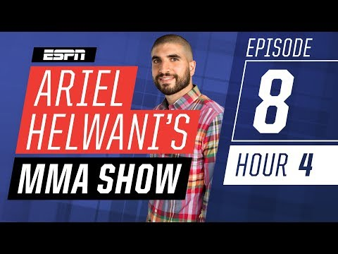 Kevin Lee, Sean O'Malley, New York Ric [Episode 8/Hour 4] | Ariel Helwani's MMA Show | ESPN