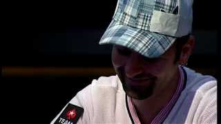 Greatest Poker Hands - Daniel Negreanu Calls Against Kings   PokerStars