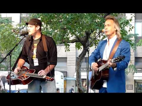 Jim Lauderdale - The Apples Are Just Turning Ripe 9-15-12 Madison Square Park, NYC
