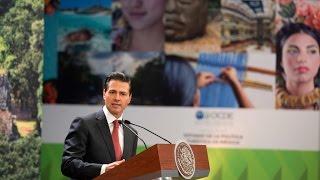 Presentación del Estudio de la Política Turística de México