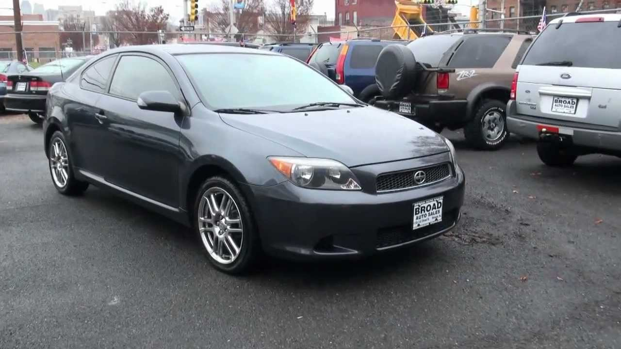 2005 toyota scion tc 5 speed coupe youtube. Black Bedroom Furniture Sets. Home Design Ideas