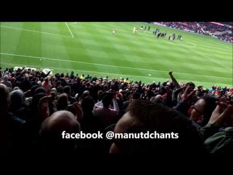 MUFC FANS IN SAM PLATTS AMAZING GEORGE BEST SONG from YouTube · Duration:  46 seconds