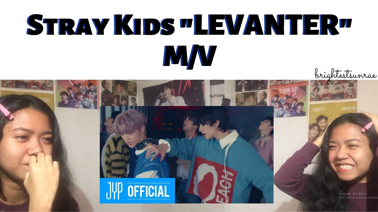 """[REACTION] Stray Kids """"바람 (Levanter)"""" M/V (A LOT OF CRYING)"""