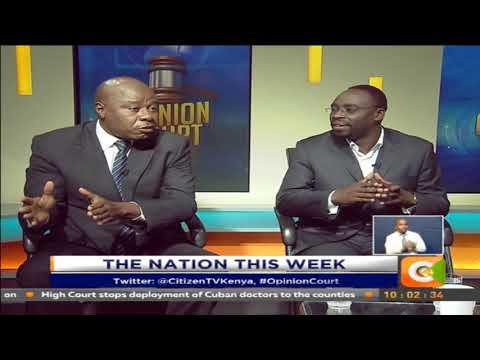 Opinion Court | The Nation This Week #OpinionCourt