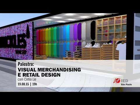 Visual Merchandising e Retail Design