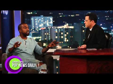 Kanye West Surprises Harvard's Graduate School of Design Students!