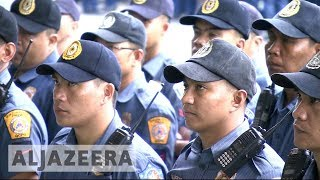 Duterte pulls Philippine police out of his 'war on drugs'