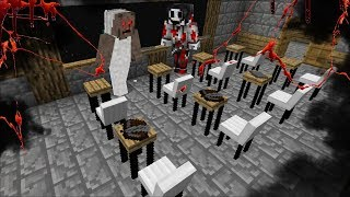 Minecraft HORROR DAYCARE SCHOOL / SURVIVE THE HORROR MAP AND SAVE THE SCHOOL !! Minecraft