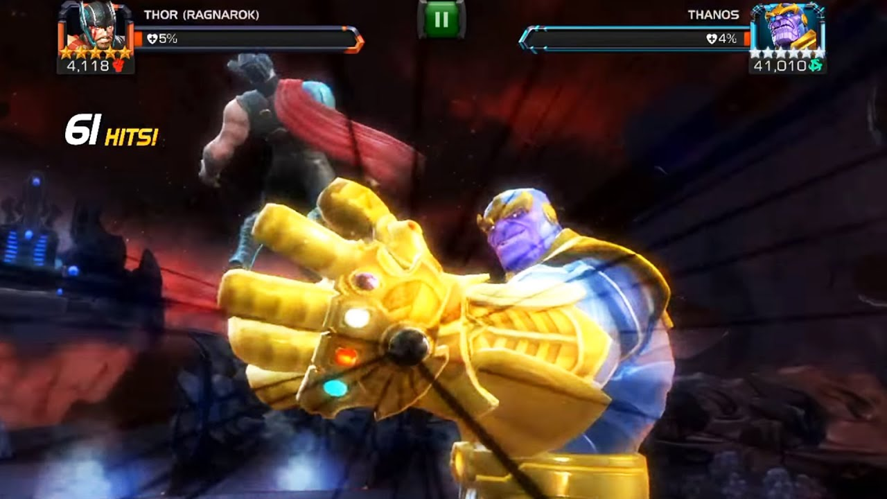 marvel contest of champions mod apk unlimited units 2018
