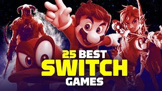 25 Best Nintendo Switch Games - Fall 2018 Update